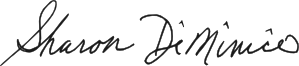 Sharon DiMinico Signature