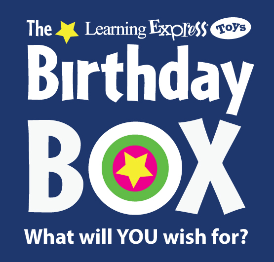 learning express birthday box program