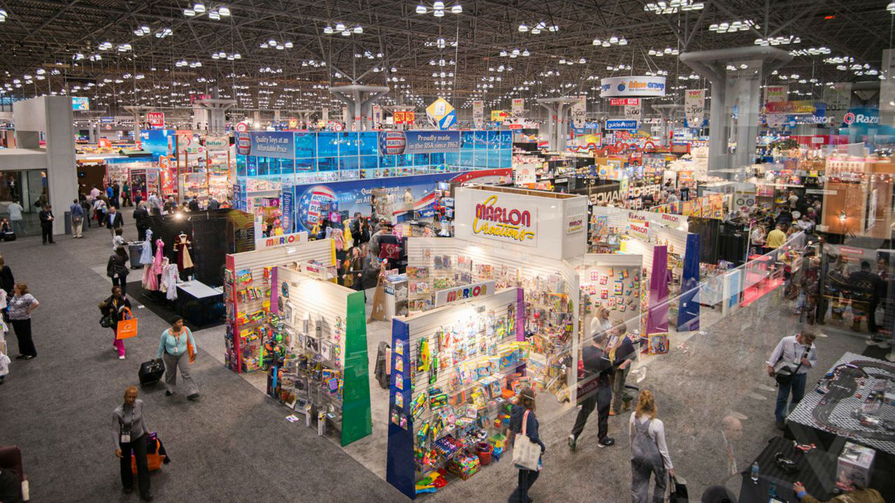 toy fair new york city javits center