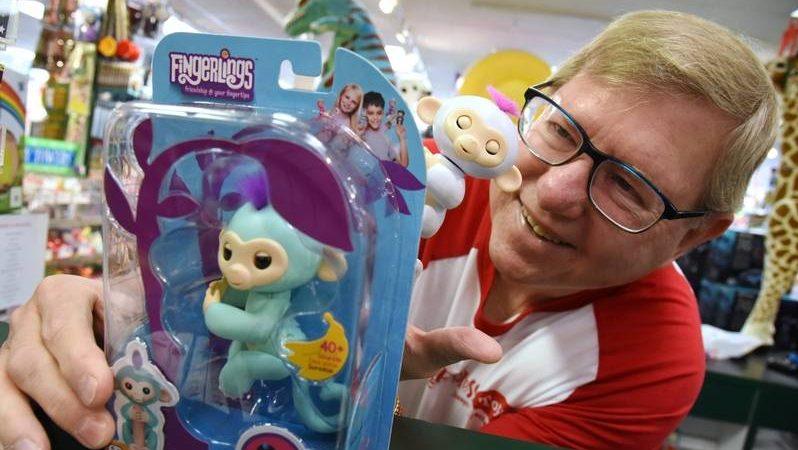 Rick Derr 2017 Christmas Toys