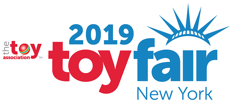 ToyFair19 Logo