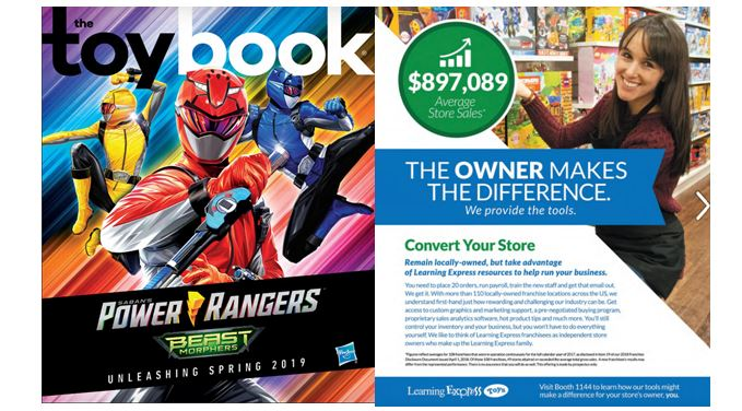 LE Conversion ToyBook 2019