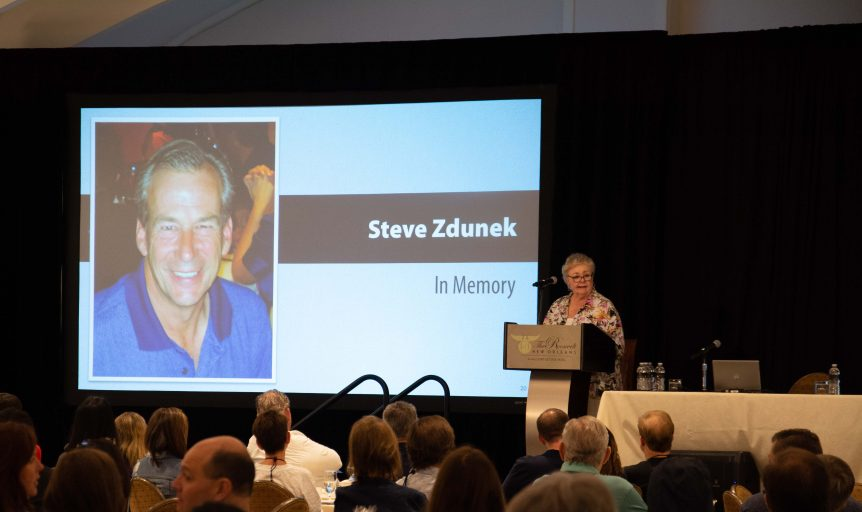 LE Convention 2019 Steve Zdunek Leadership Award