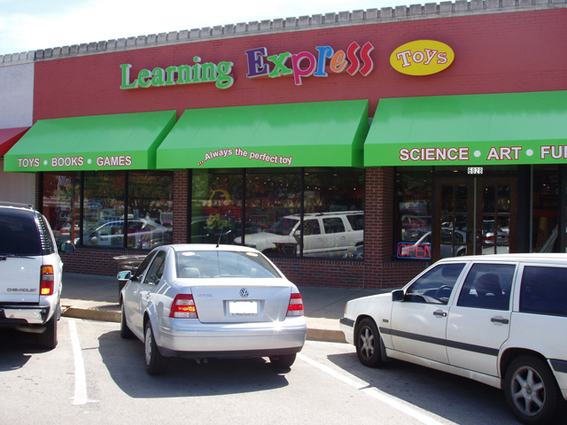 dallas learning express toys