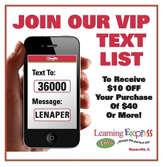 Join our VIP Text List to receive $10 off your purchase of $40 or more! Text To: 36000 Message: LENAPER