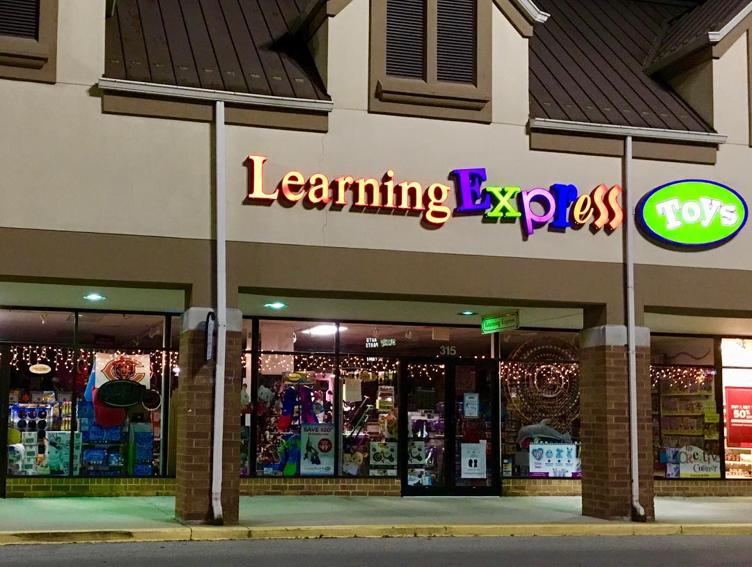 Lake Zurich Learning Express exterior