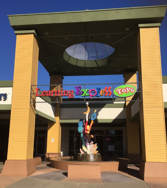 Sunnyvale store exterior