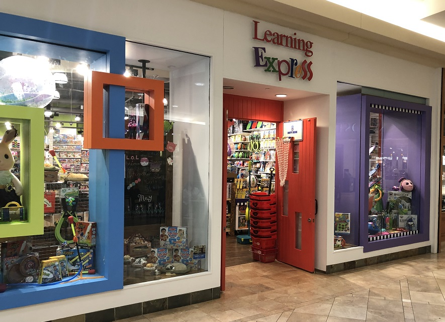 Learning Express Burlington MA Store Exterior